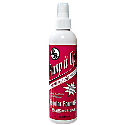 Bronner Brother's Pump It Up Styling Spritz