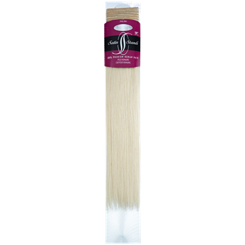 Satin Strands Premium 18 Inch Human Hair Extensions Malibu