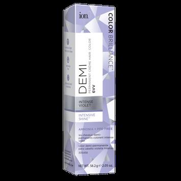 Ion Intensive Shine 6VV Intense Violet Demi Permanent Creme Hair Color
