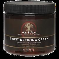 As I Am Twist Defining Cream, 16 Oz