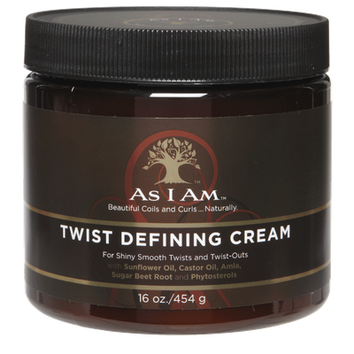 As I Am Twist Defining Cream, 16 Oz