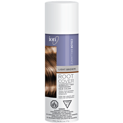 Ion Light Brown Root Cover Airbrush Tint