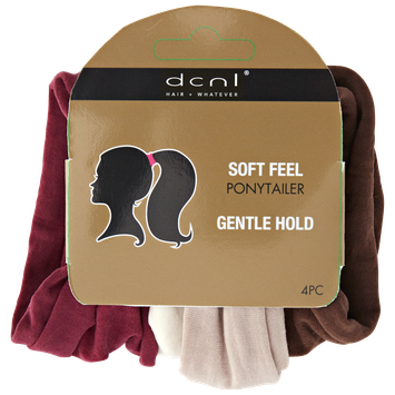 Dcnl Soft Ponytailers