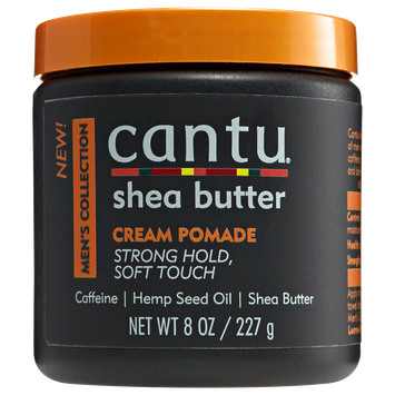 Cantu Men's Shea Butter Cream Pomade - 8oz