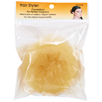 Fusion Group International Hair Stylers Blonde Mesh Chignon
