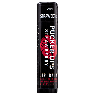 Pucker Ups Soothing Strawberry Lip Balm