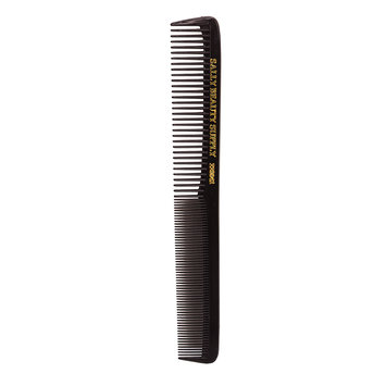 Sally #10 Black Professional Styling Comb 12 Pack