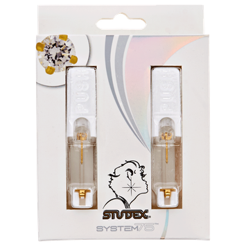 Studex System 75 Gold Piercing Earrings
