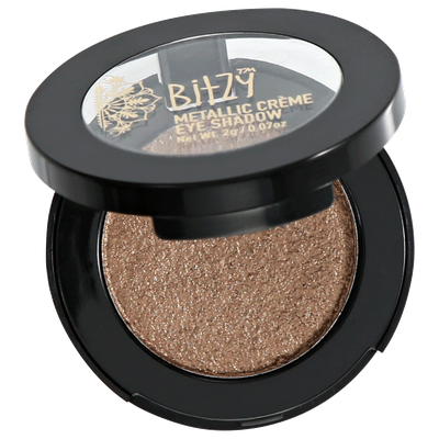 Bitzy Copper Sand Metallic Creme Eyeshadow