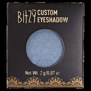 Bitzy Custom Compact Eye Shadows Blue Frost