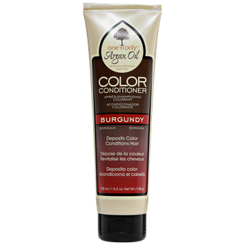 One 'n Only Burgundy Color Depositing Conditioner