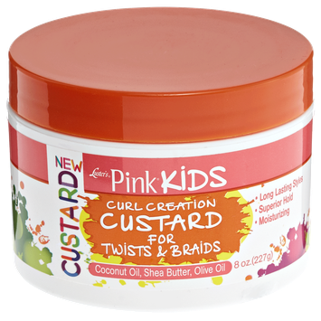 Luster's Kids Curl Creation Custard For Twists & Braids