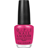 OPI Nail Lacquer Kiss Me On My Tulips