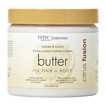Eden Bodyworks Citrus Fusion Hair & Body Butter