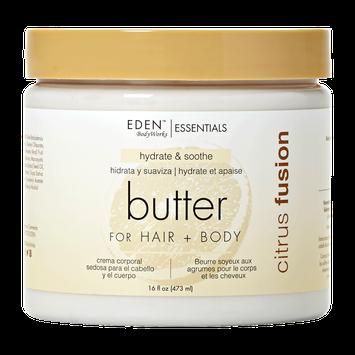 Eden Bodyworks Citrus Fusion Hair & Body Butter