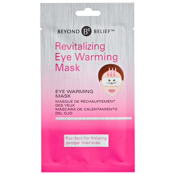 Beyond Belief Revitalizing Eye Warming Mask