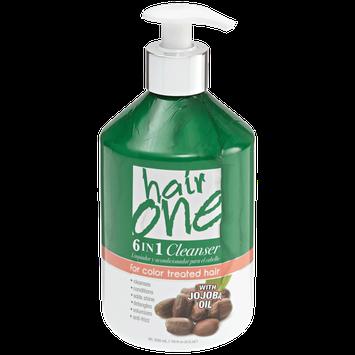 Hair One 6 in 1 Jojoba Oil Cleansing Conditioner 16.9 fl. oz
