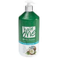 Hair One 6 in 1 Coconut Oil Cleansing Conditioner 33.8 fl oz