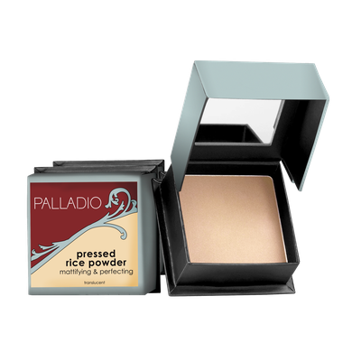 Palladio Translucent Pressed Rice powder