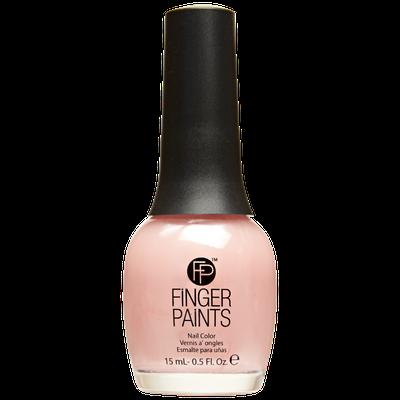 FingerPaints Nail Color Pink Pigment