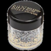 Bitzy Flashing Lights Nail & Body Glitter