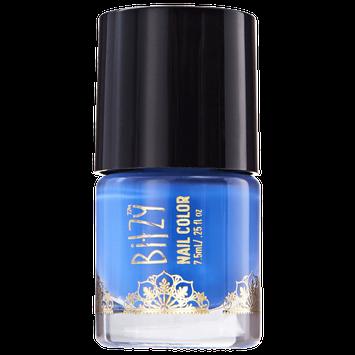 Bitzy Blue Nail Color