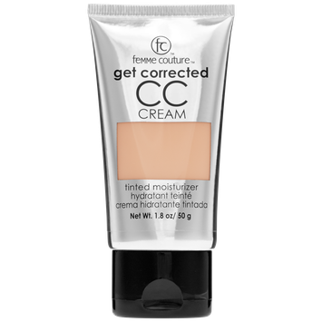 Femme Couture Get Corrected CC Tinted Moisturizer Fawn