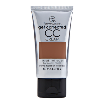 Femme Couture Get Corrected CC Tinted Moisturizer Tan