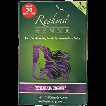 Reshma Beauty Natural Violet Semi Permanent Hair Color