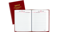 At-A-Glance® 2017 Standard Diary® Daily Diary (SD387 17) - Diaries