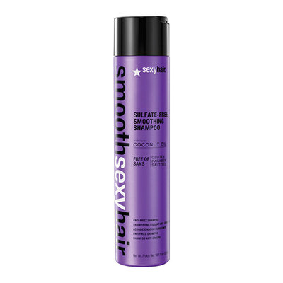 Sexy Hair Smooth Sulphate Free Smoothing Anti Frizz Shampoo