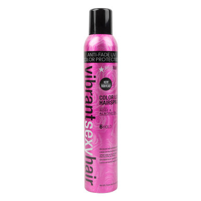 Sexy Hair Vibrant Colour Lock Hairspray