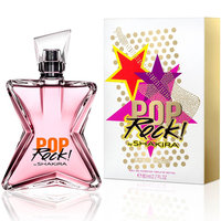 Shakira Pop Rock Edt Spray (Limited Edition) For Women 2.7 Oz