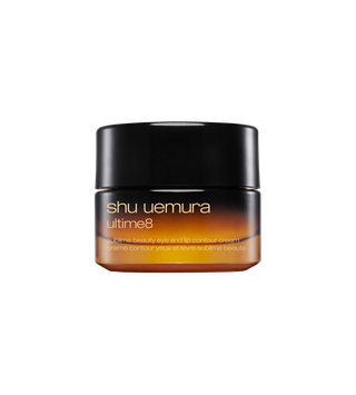 ultime8 sublime beauty eye and lip contour cream Shu Uemura