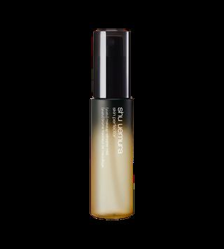 skin perfector- yuzu makeup refresher mist Shu Uemura