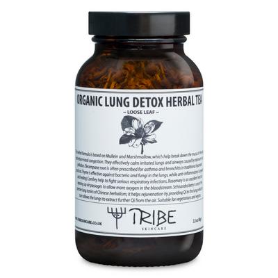 Tribe Skincare Organic Lung Detox Herbal Tea