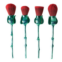 What's In A Name Rose Brush Set