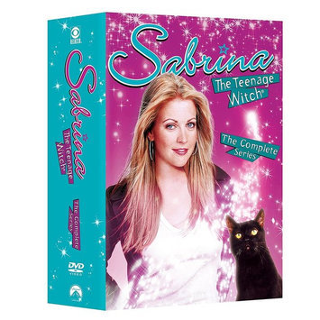 Sabrina the Teenage Witch: The Complete Series DVD