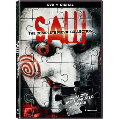 Saw: The Complete Movie Collection [4 Discs] (new)