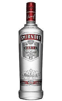 Smirnoff Cherry Flavored Vodka