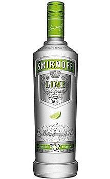 Smirnoff Lime Flavored Vodka