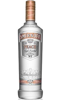 Smirnoff Peach Flavored Vodka