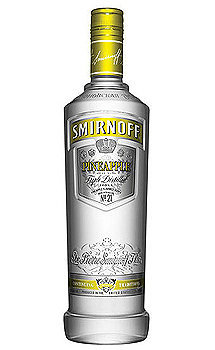 Smirnoff Pineapple Flavored Vodka