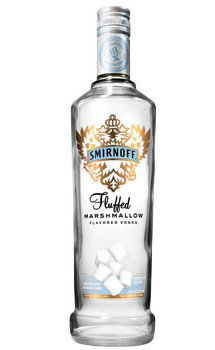 Smirnoff Fluffed Marshmallow Flavored Vodka