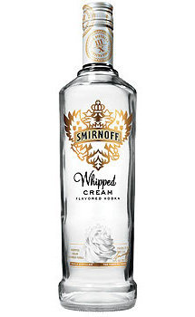 SMIRNOFF® Whipped Cream Vodka