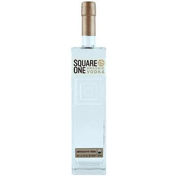 Square One Organic Spirits Organic Vodka
