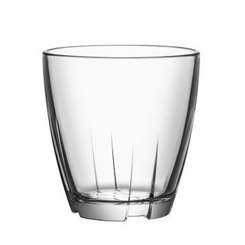 Kosta Boda Stackable Glass Tumbler (Set of 8)Clear - Small