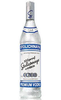 Stolichnaya 100 Proof Premium Vodka