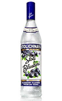 Stoli Blueberi Vodka