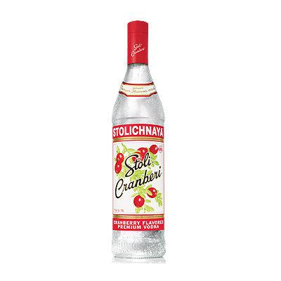 Stoli Cranberi Vodka